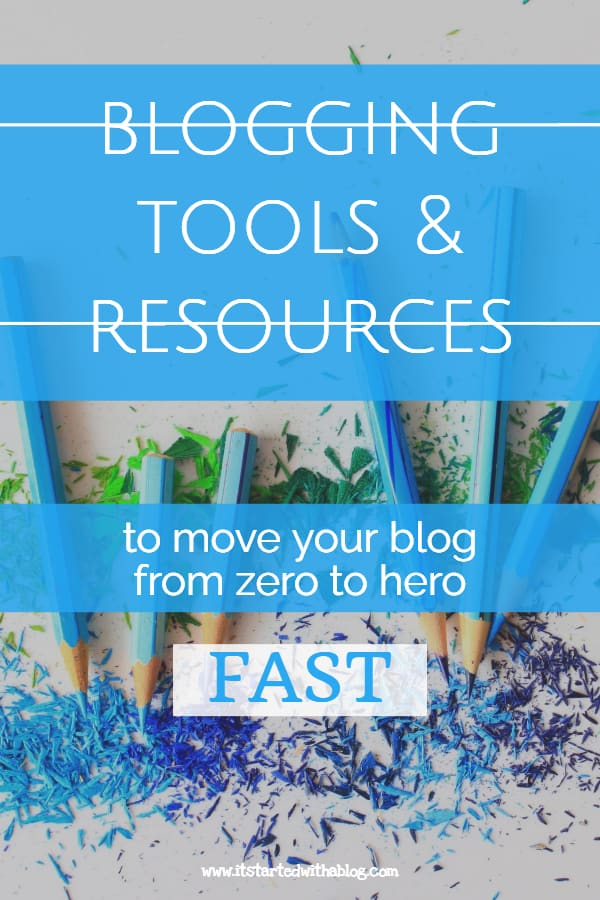 Growing your blog takes hard work but with the right tools and resources your blog traffic will increase at light speeds #blogtools #bloggingresources #startablog #blogtraffic
