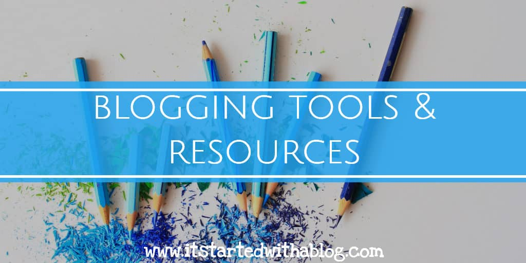 using the correct tools to run your blog is essential for blog growth and income