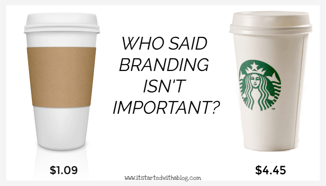 If you want to grow your blog, branding it is important so you can be recognized as an expert on your blog topic. #startablog #blogbranding #bloggrowth #blogtraffic