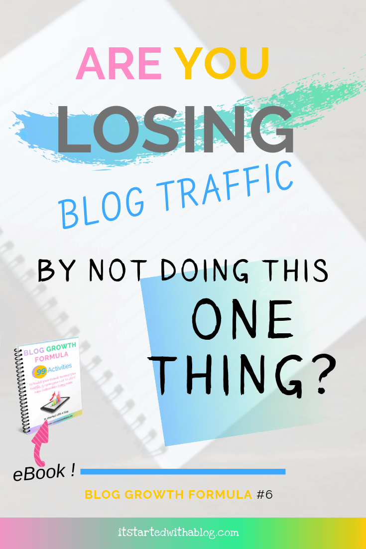 increase blog traffic with this one strategy