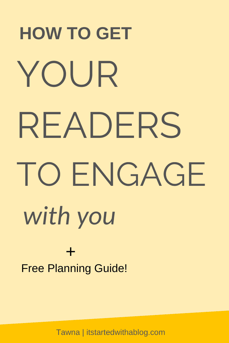 challenges for your readers will increase reader engagement