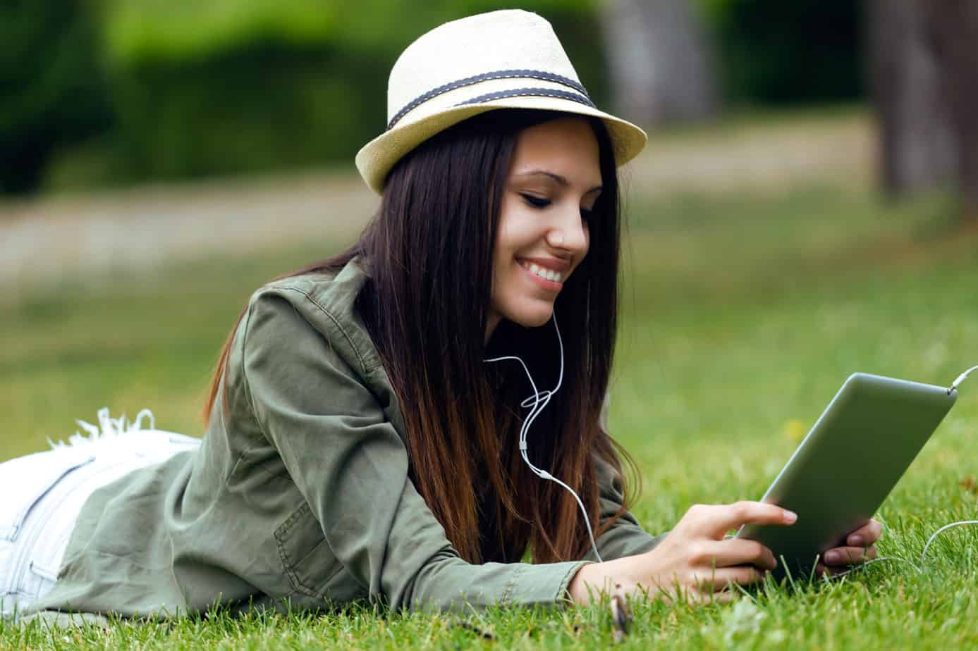 ebooks can be read even when the reader is not online