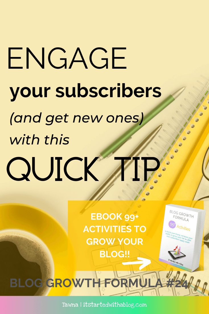 get new subscribers and engage your current subscribers with virtual office hours